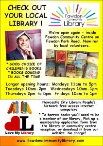 Fawdon Library