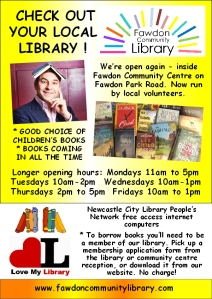 Fawdon Library